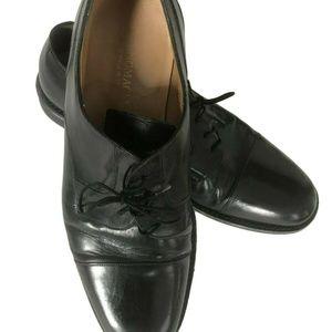 Brunomagli  Italy Black Leather Shoes 11.5M
